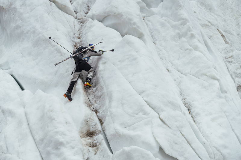 K2 - wyprawa Andrzeja Bargiela
