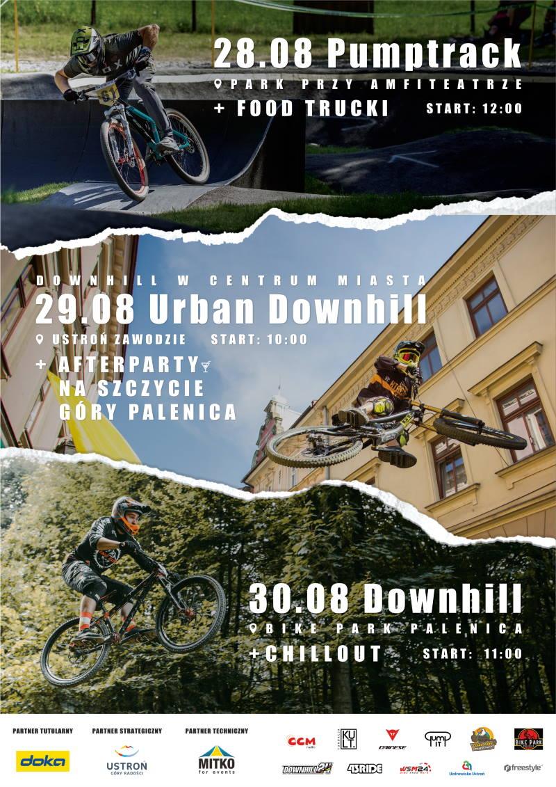 Doka Downhill City Tour 28-30 sierpnia