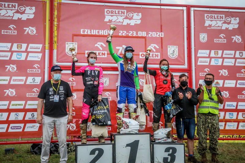 1. runda Motocrossowych Mistrzostw Polski 2020 - MX Kobiet