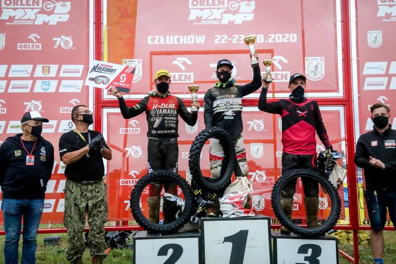1. runda Motocrossowych Mistrzostw Polski 2020 - MX 2