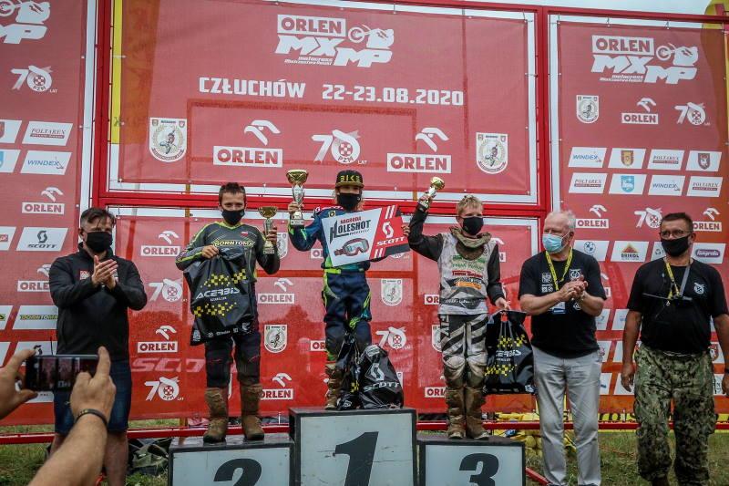 1. runda Motocrossowych Mistrzostw Polski 2020 - MX 65