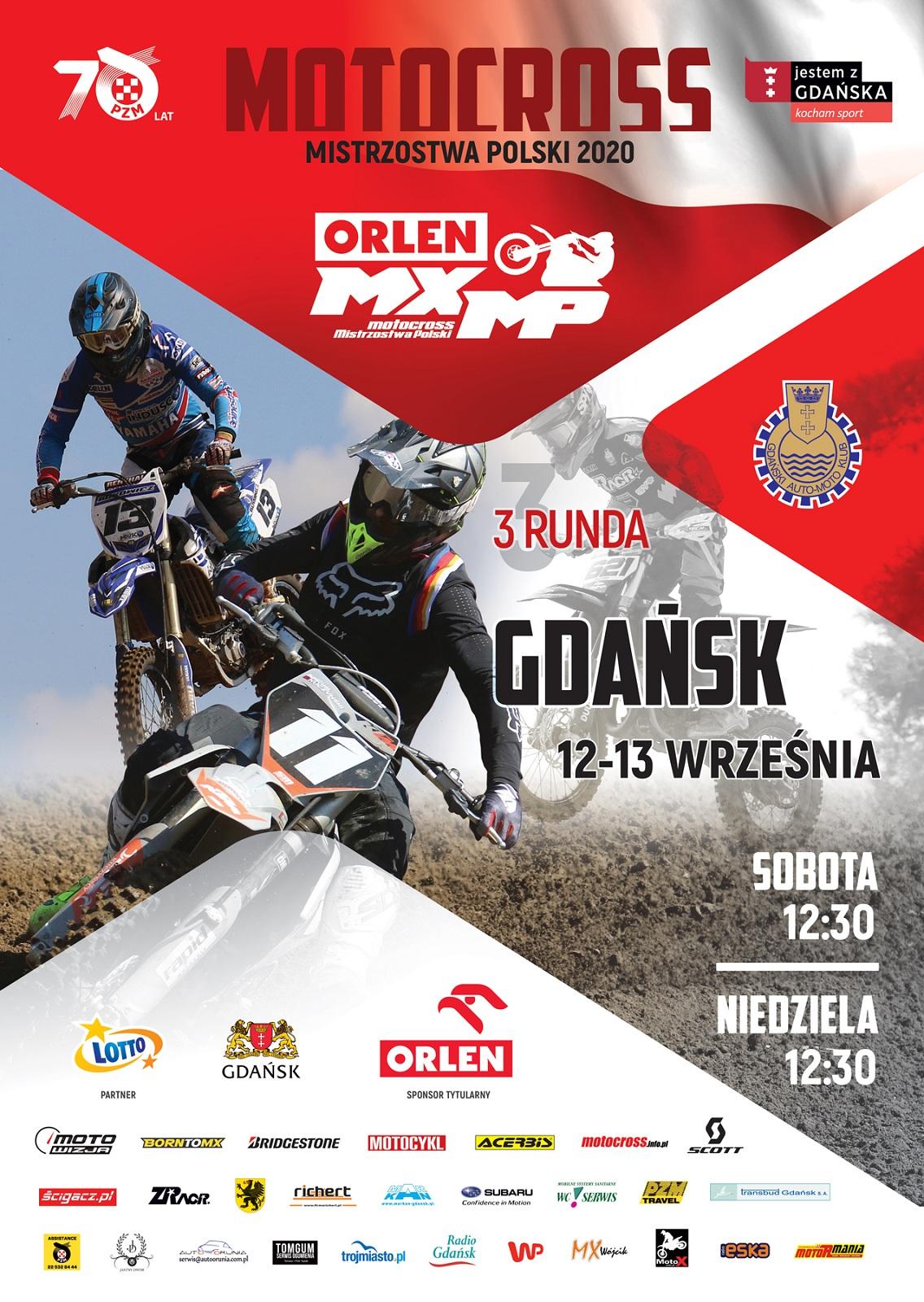 ORLEN MXMP Gdańsk 2020