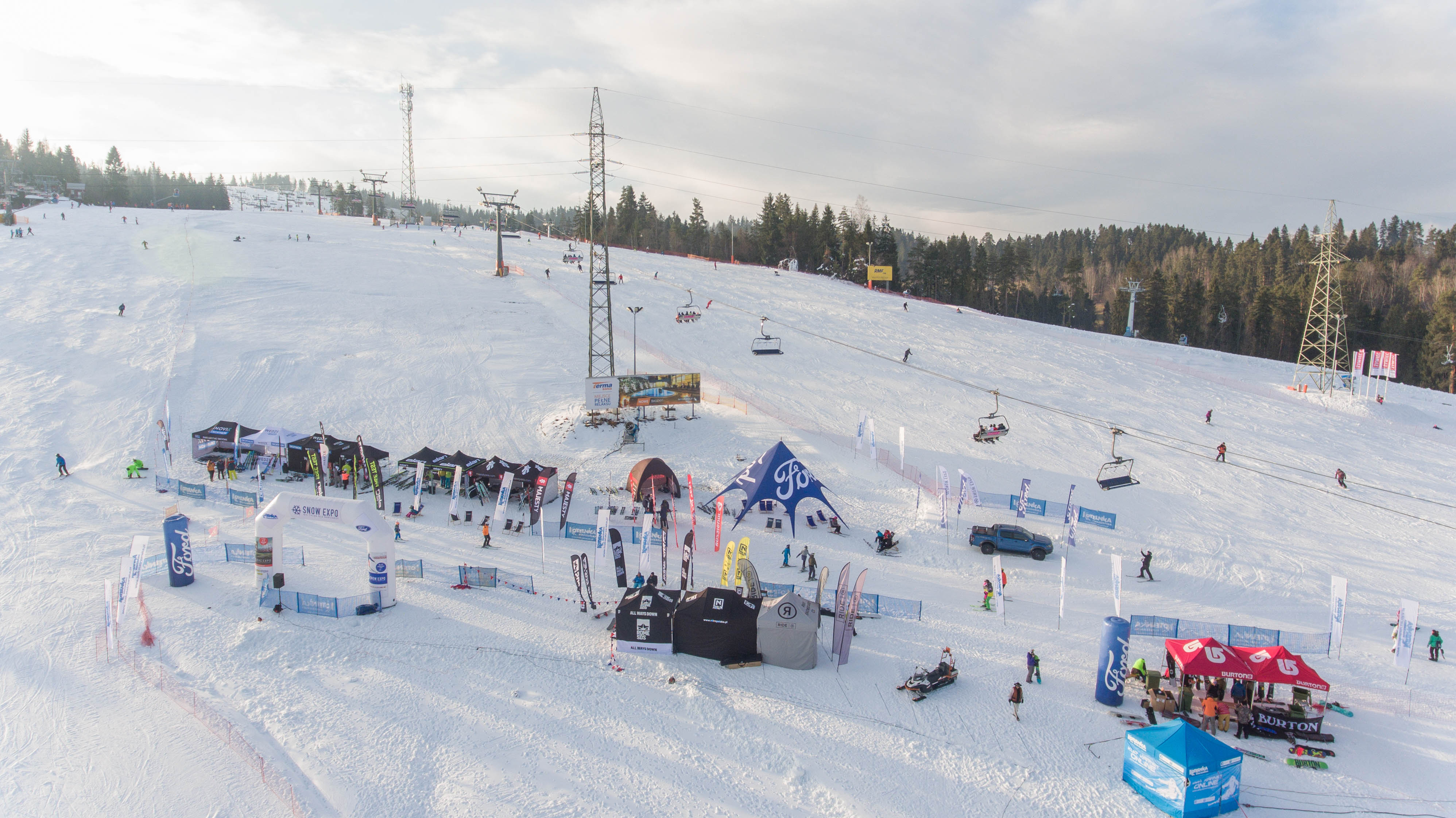 SNOW EXPO - SKI TEST 2020