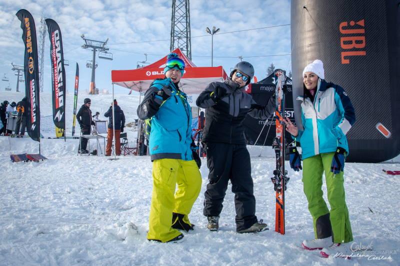 SNOW EXPO SKI TEST 2020