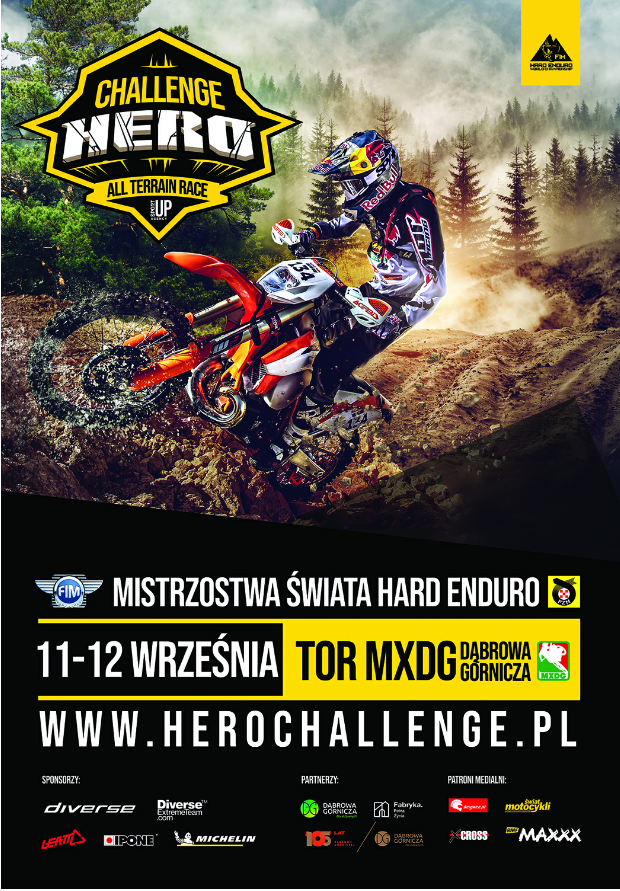 Mistrzostwa Świata FIM Hard Enduro - HERO Challenge 2021