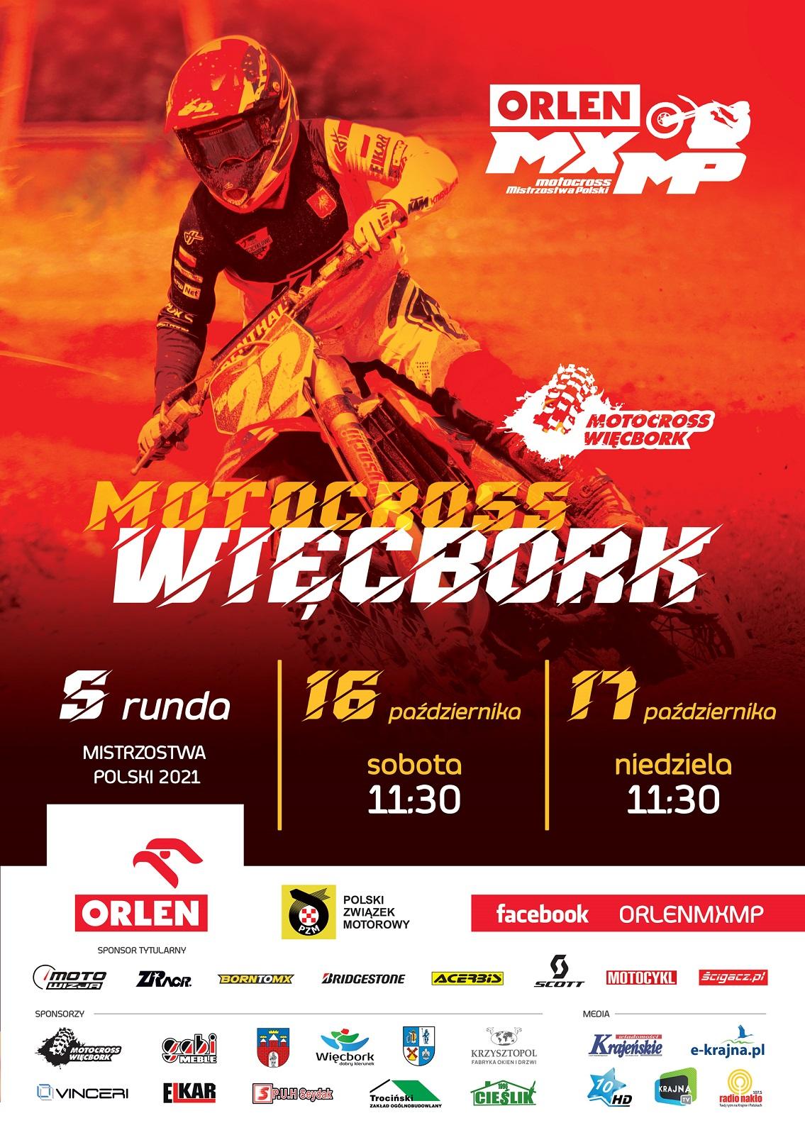ORLEN MXMP Więcbork
