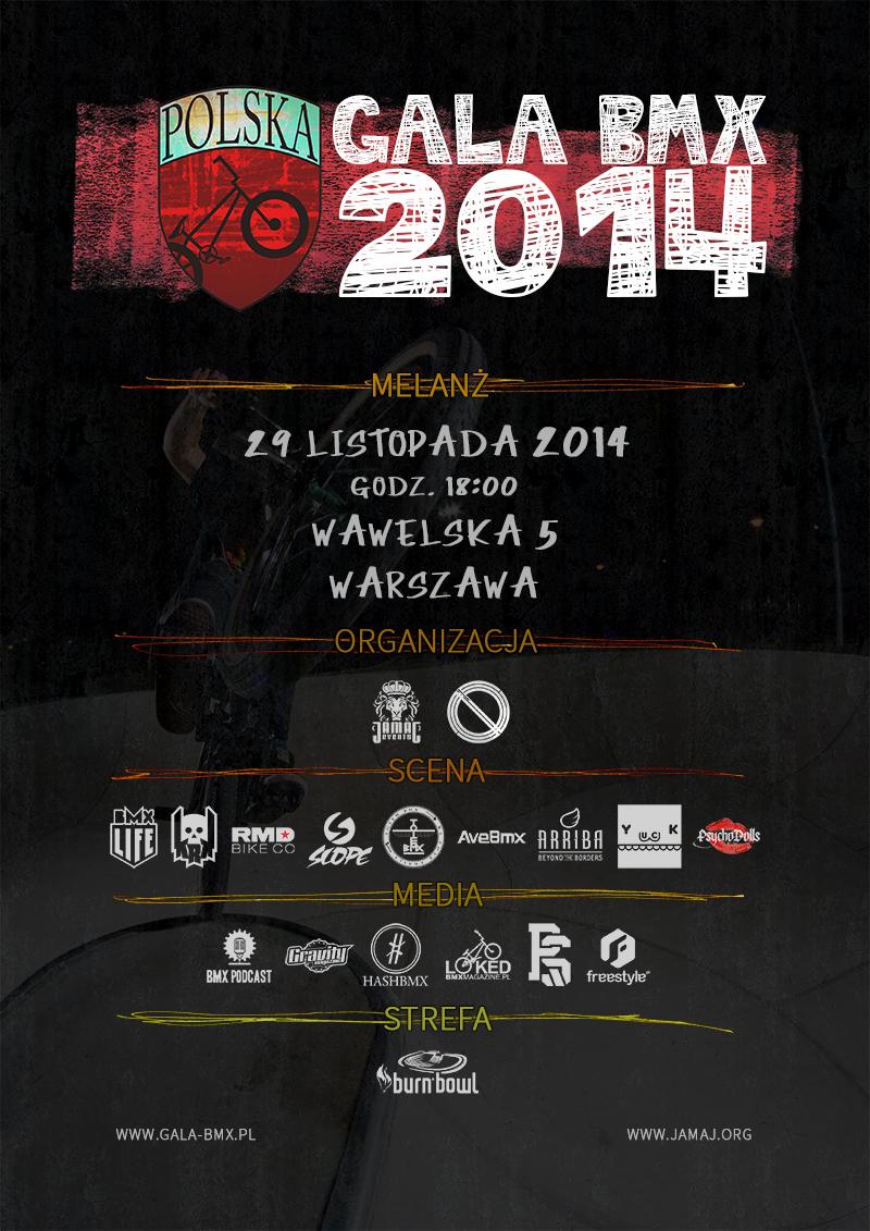 Polska Gala BMX 2014