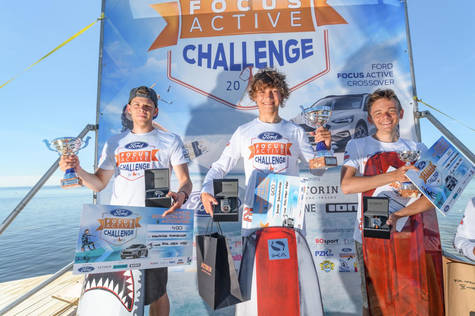 Puchar Polski Ford Focus Active Challenge - foil open men