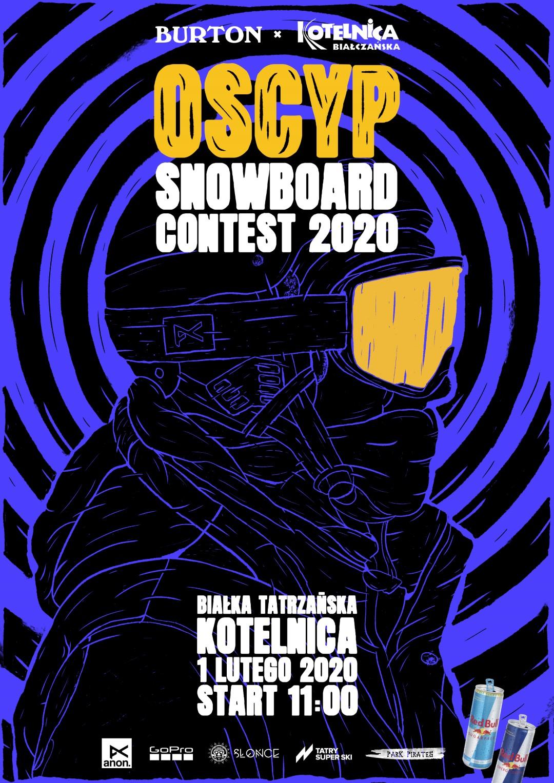 OSCYP Snowboard Contest 2020