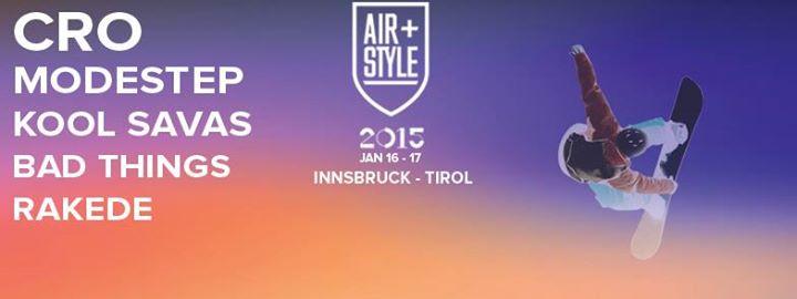 Air & Style Innsbruck 2015