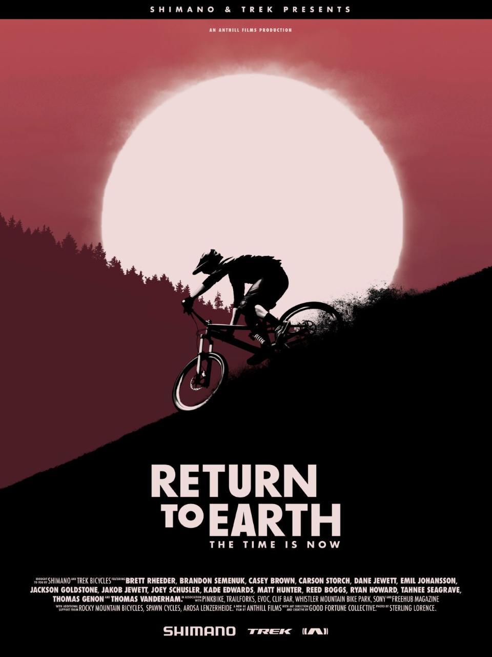 Return to Earth. Największe wydarzenie rowerowe 24 września 2019 w Multikinie!