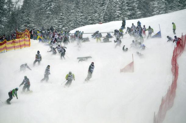 Red Bull Zjazd na Krechę - finał 2012