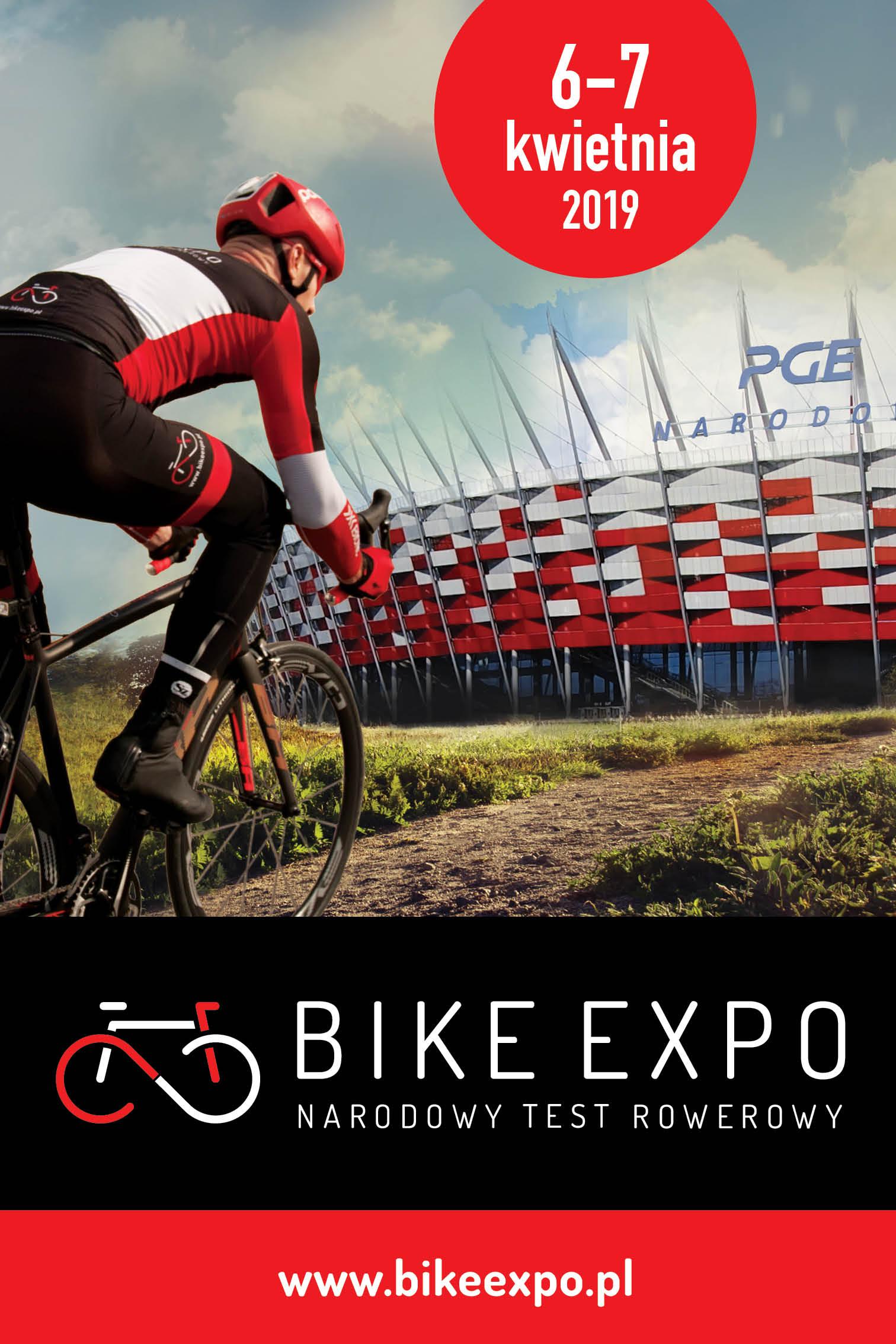 BIKE EXPO – Narodowy Test Rowerowy