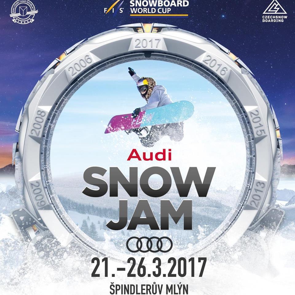 Audi SnowJam 2017 - Szpindlerowy Młyn