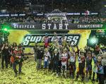 Supercross - zakończenie