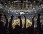 Diverse NIGHT of the JUMPs: Tauron Arena Kraków wykręciła podwójne salto