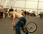 Flatland w bydgoskim skateparku