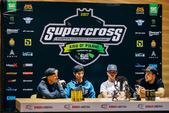 ME Supercross - konferencja