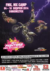 Sky Fighters FMX CAMP nad Morzem