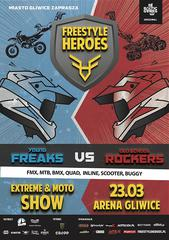 FREESTYLE HEROES - Extreme & Moto Show