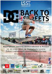 Back To The Streets 2013