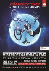 Plakat Diverse NIGHT of the JUMPs 2017