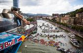 Cliff Diving w Bilbao