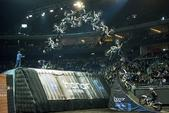 Luc Ackermann - double backflip