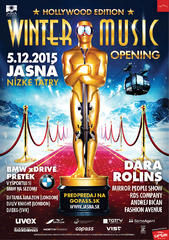 Winter Music Opening - Jasna 2015