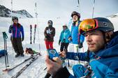 Kastle Powder Department Ladies Days - safety-camp- Stubaier-gletscher