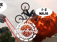 Wąchock Bike Jam Podwójne Uderzenie! Skatepark i Dirt