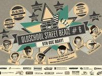 5.10 Toruń: Oldschool Street Beatz #6 - 5. Urodziny OldSchoolers Crew