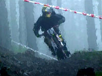 Relacja Kuby Gzeli z Downhill Contest 2011 na Stożku