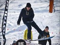 Światowy Dzień Snowboardu 2011 w Białce