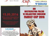 XXI Amatorskie Mistrzostwa Polski w Kolarstwie Górskim Family Cup 2016