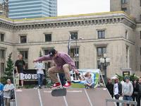 Wyniki Warsaw City Skateboard Challenge