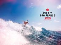 Roxy Pro France 2013