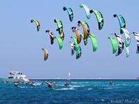 Zawody Kitesurfingowe w Polsce 2013
