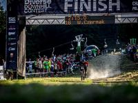 Finisz - Mistrzostwa Europy Diverse Downhill Contest 2016