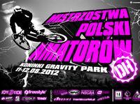 Mistrzostwa Polski Amatorów DH w Koninkach