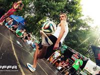 Mistrzostwa Polski Freestyle Football Olkusz 2016