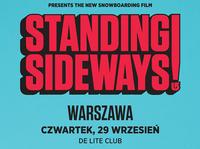 Premiera Burton Standing Sideways - Wyniki konkursu