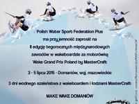 Wake GP Zalew Domaniowski