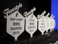 Freestyle Bmx Awards 2010..... 2011.......2012 !