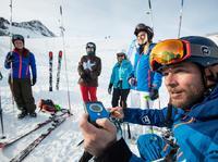 Kastle Powder Department Ladies Days - safety-camp- Stubaier-gletscher