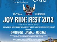 Joy Ride Fest w Kluszkowcach 2012 - Koncerty Grubsona, Jamala i Goorala