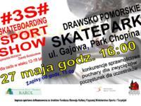 #3S# Skateboarding Sport Show - Ogólnopolskie Młodzieżowe Zawody Skatebordowe
