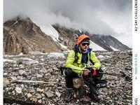 Andrzej Bargiel rusza na szczyt K2!