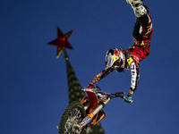 Red Bull X-Fighters na Placu Czerwonym