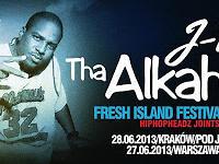 27.06 Warszawa: J-Ro Tha Alkaholiks // Klub 55. Fresh Island Festival Warm-UP!